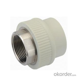 PPR Female Coupling PPR Fittings China Supplier High Quality