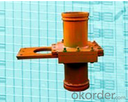 Concrete Pump Truck Parts of Shut Off Valve for Putzmeister