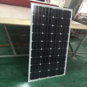 100W Mono Solar Panel with High Efficiency Made in China for Sale