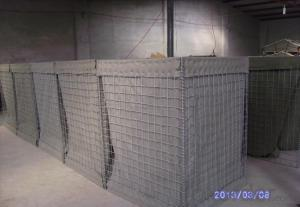 Welded Gabion Container /Hesco Barries for Protection