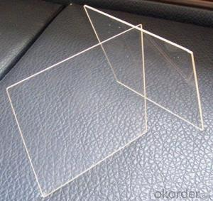 100% Virgin material clear anti-scratch polycarbonate solid sheet