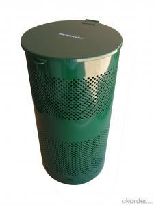 Aluminum Pet  Waste Can Commerical Grade With New Design