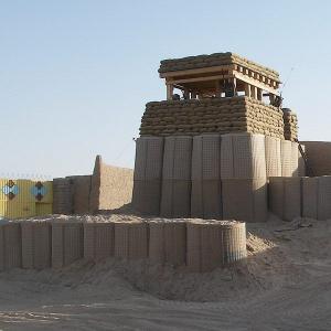 Welded Gabion Box / Hesco Wall / Gabion Wall / Gabion Cage