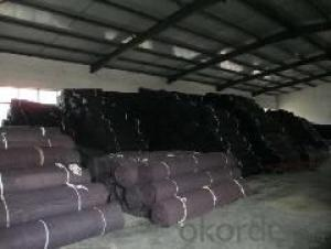 Short/long Fiber Needle Punched Non Woven Geotextile (PP PET)for Waterproof
