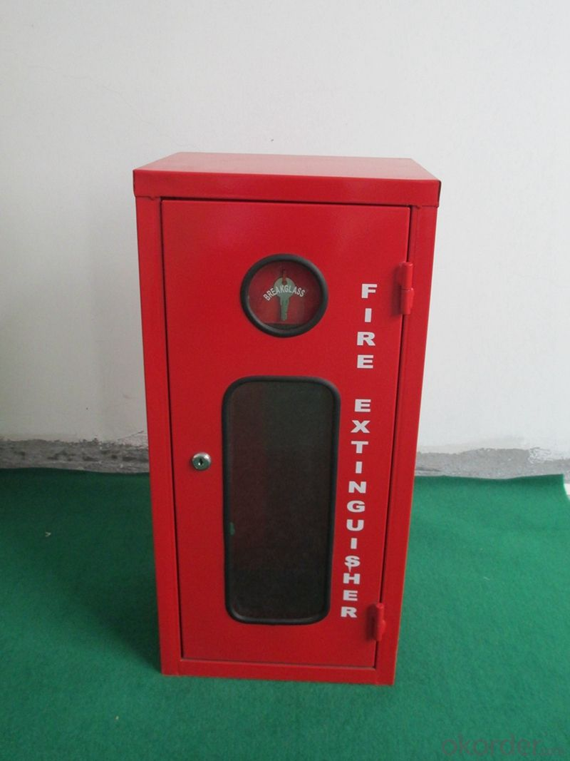 Fire Extinguisher Box Fire Resistant Cabinet Fire Fighting Cabinet