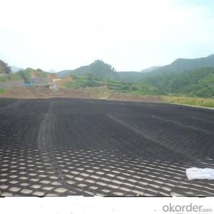 Plastic Geocell for Slope Protection with CE