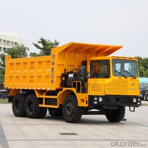 CAMC    Dump   truck    series   Hanma   H6