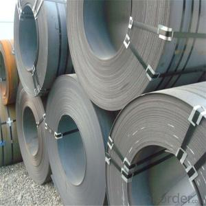Hot rolled steel coil dimensions in different grade