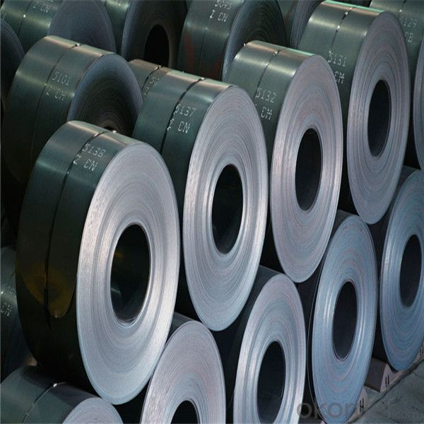 Sheet steel in coil hot rolled for sale in different grade