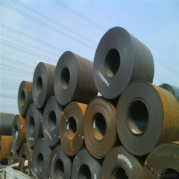 St37 sheet steel in coil from China mill