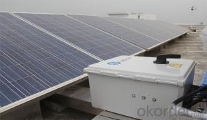 250W Mono Solar Panel Made in China for Sale