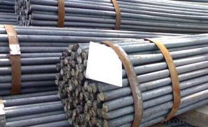 20CrMnTi Alloy Steel Round Bar / 20CrMnTi Precision Round Steel Bar