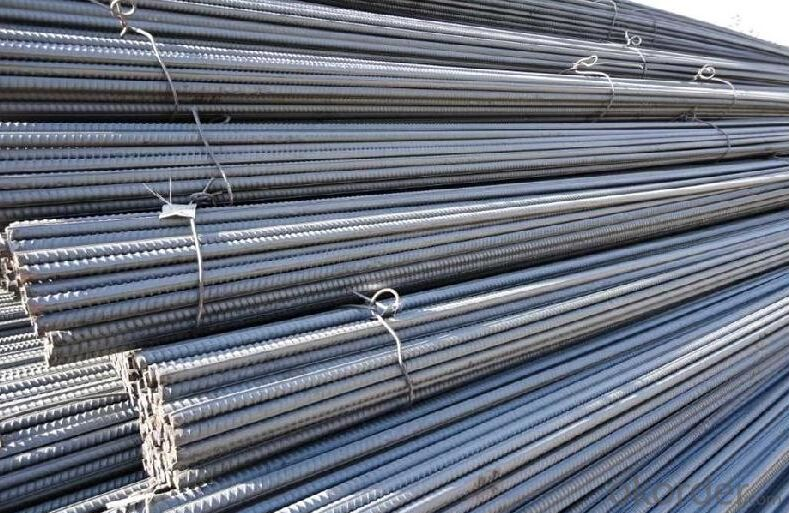 ASTM A615 G60 8mm 10mm 12mm Deformed Steel Bar