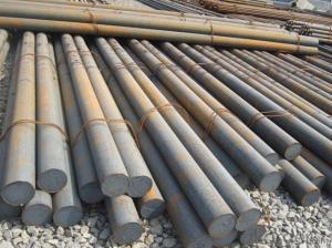 20CrMnTi Alloy Steel Round Bar / 20CrMnTi Precision Round Steel Bar