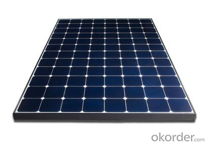 CNBM Poly 210W Solar Panel with TUV UL CE Certificate For Residential