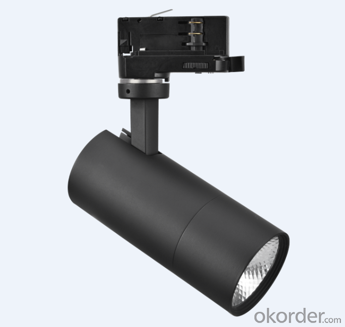 Buy 12W LED Track Light Of Clear & Mini Design With