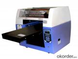 Direct to printing On men's t shirt, T shirt Printer