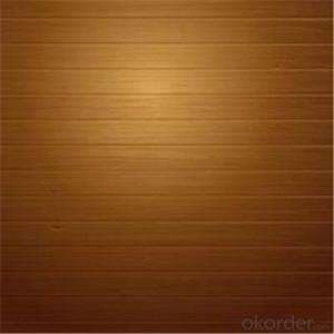 Wood Pattern Printed Galvanized PPGI Steel Sheet