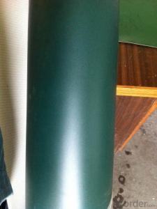 Dark Green/Petrol Green Smooth PVC Conveyor Belt