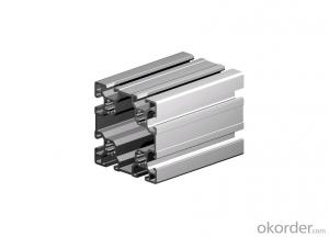 Aluminium Extrusion Profiles For Industrial Application