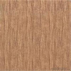 Wood Pattern Coated Galvanized PPGI Steel Sheet