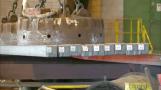 Prime quality prepainted galvanized steel 730mm