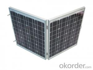 100W Mono Solar Panels with High Efficiency