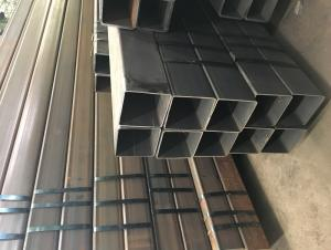Square rectangular tube for building structure