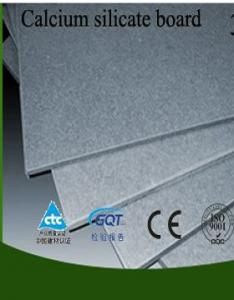 calcium silicate board --- Fireproof Wall Board