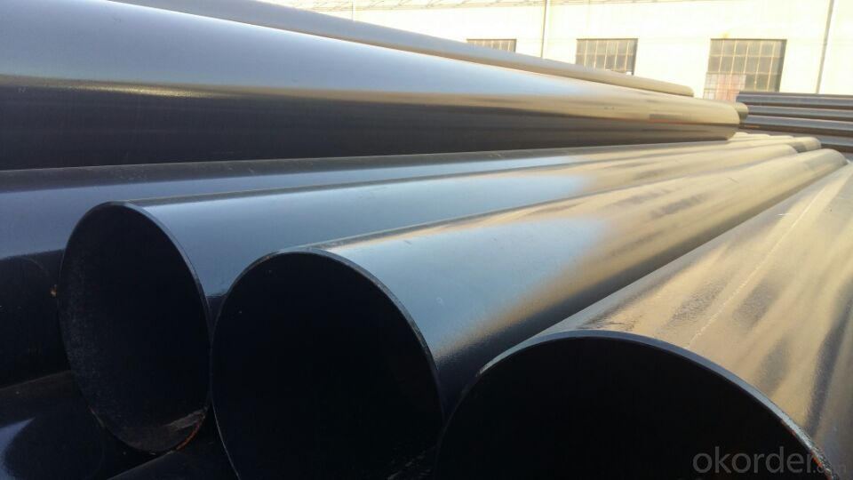 High quality carbon structural steel seamless steel pipe