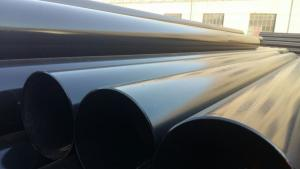 Low alloy structural steel seamless steel pipe