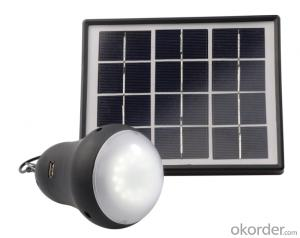 solar LED lighting system, solar portable LED lighting, outdoor and indoor solar light