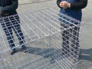 Stones Metal Wire Gabion for Building and Garden