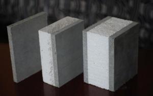 calcium silicate board --- Insulated Interior Wall Panel