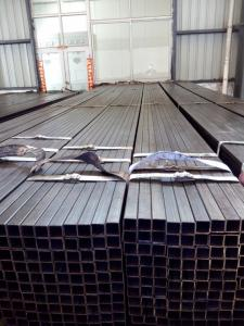 Square rectangular tube for engineering construction