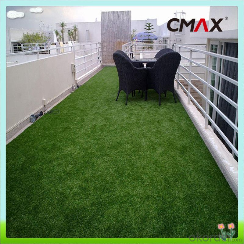 Made in Guangdong Artificial Grass for Football Field/high Imitation Synthetic Grass for Garden