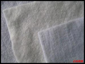 PET/PP Nonwoven Needle Punched Geotextile Fabric for Road Construction