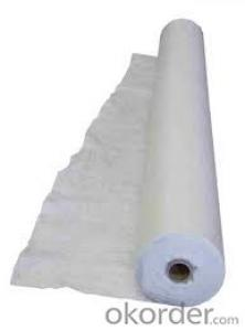 Nonwoven Geotextile High strength PET & PP  for Construction