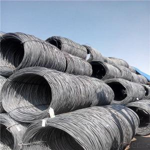 Steel wire rod in coils buy direct from china manufacturer