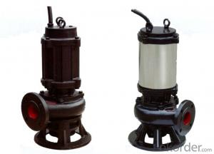 Cast Iron Submersible Sewage Cutter Pump Sewage Pump