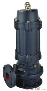 Submersible Sewage Cutter Pump Sewage Water Pump