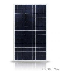 Solar Polycrystalline 156mm  Series   (130W-----150W)