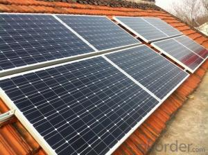 Solar Home System CNBM-TS2 Series 15W Solar Panel