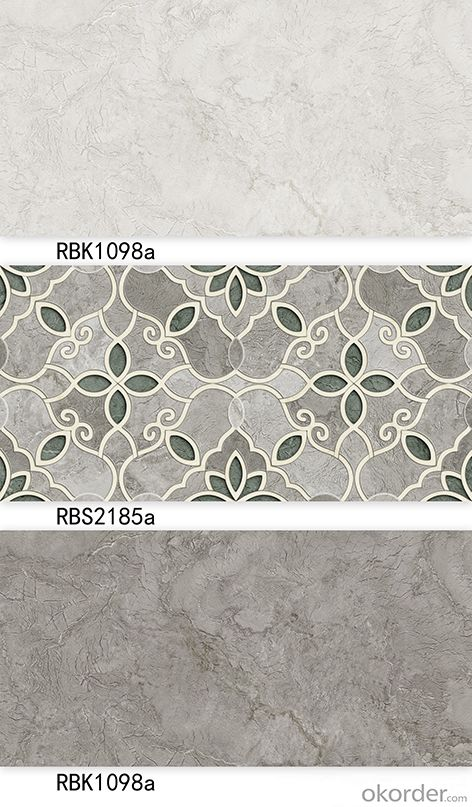 Trendiest interior ceramic wall tiles for Middle East market