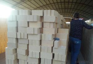 High alumina brick refractory brick firebrick