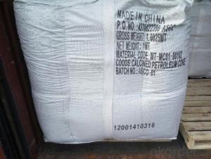 Calcined Petroleum Coke as Injection Coke for Steel Plants wthin