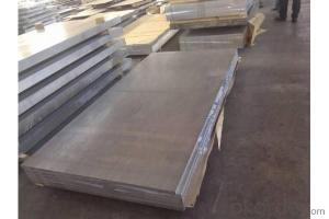 Finished Aluminium Plate Used For Wall Decoration