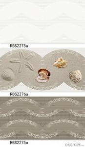nice design ceramic wall tiles for balcony /decorative wall tils