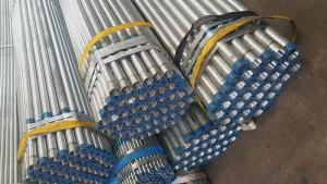 Galvanized welded round tube and square rectangular tube