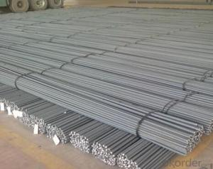 High Tensile Deformed Steel Rebar/Iron Rods for Building Construction